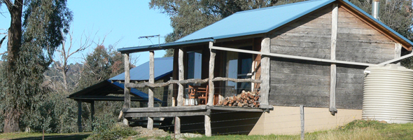 History of these Albury-Wodonga self contained cottages